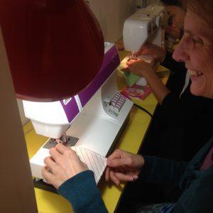 Atelier couture DIY Zéro déchet