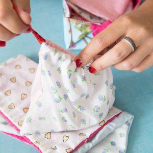 Atelier couture zéro déchet